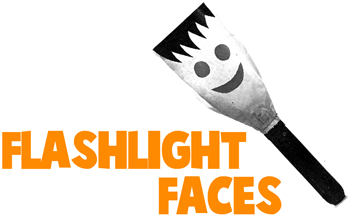 How to Make Flashlight Faces