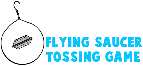 Flying Saucer Tossing Game
