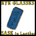 Eye Glasses Leather Case