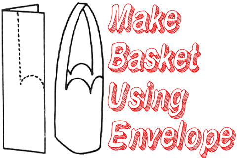 Envelope Baskets