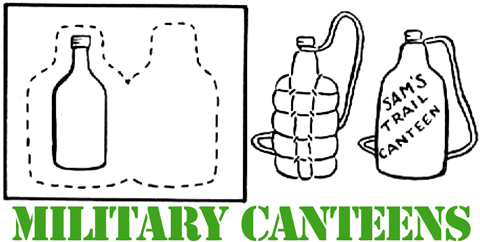 Hot to Make Military Canteens