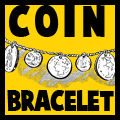 How to Make Coin Bracelets