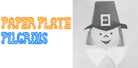 thanksgiving pilgrim crafts for kids ideas to make pilgrims with
