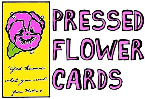 How to Make Pressed Flower Cards