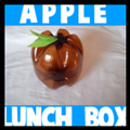 Apple Lunch Boxes with Soda Bottles