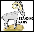 Stand-Up Rams