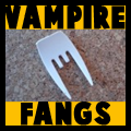 Making Vapire Fangs