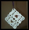 Winter Snowflakes Ornaments
