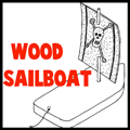 Making Wooden Sailboats