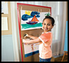 Crafty Solutions : Recycle Household Items for Organizing your Kids' Art Supplies