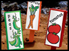 <strong>Juice Box Garden Stakes Crafts Ideas for Kids</strong>