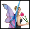 How To Make Fairy Wings Arts and Crafts Instructions