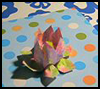 <strong>How to Fold a Six Piece Lotus Flower Instructional Video</strong>