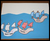 Columbus    Day Ships Craft  : Columbus Day Crafts Ideas for Kids