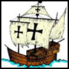 Fun    Fact Christopher Columbus Ship   : Columbus Day Crafts Activities for Children