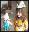 Newspaper    Sailors Hats   : Columbus Day Crafts Activities for Children