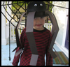 How-To: Homemade Spider Hat Halloween Costume : Homemade-spider-hat