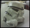 Paper Stormtrooper Helmet Creation Tutorial
