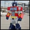 Optimus Prime Costume : Transformers Costume