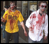 How-to Make a Zombie Costume