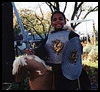 How to Make A No Sew Knight Costume For a Child