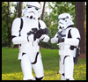 Make your own Stormtrooper Armor?