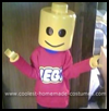 Coolest Homemade Lego Costumes