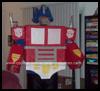 Coolest Homemade Transformers Halloween Costume Ideas