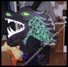 Coolest Homemade Dragon Costume Making Tutorial