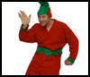 How to Make Elf Costumes from Pajamas