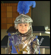 Coolest Homemade Knight Costumes Ideas