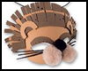 Make-A-Face Lion Mask Crafts Activity for Kids