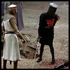 "DIY Halloween Costume: The Black Knight ""T'is but a scratch"" From Monty Python's Holy Grail Movie"