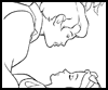 48. Tombraider4u.com : Disney Snow White Coloring Pages
