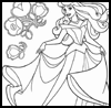 67. Playsational : Disney Princesses Coloring Pages