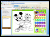 64. FunnyGames.co.uk : Disney Characters Online Colouring Pages