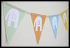 Elephant    Paper Bunting  : Diwali Crafts Ideas for Kids