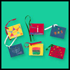 Gift  Giving Tags   : Diwali Crafts Activities for Children