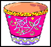 Painting    Pots   : Diwali Crafts Activities for Children