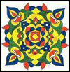 Rangoli       Patterns  : Crafts for Kids From India