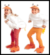Duck   Costumes  : How to Make Halloween Costumes for Kids