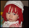Raggedy   Ann Costume  : Making Easy Handmade Halloween Costumes