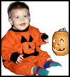 Baby   Jack o' Lantern  : Halloween Costume Crafts Ideas for Kids