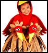 Bird's   Nest Costume  : Halloween Costume Crafts Ideas for Kids