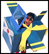 Airplane   Costume  : Halloween Costume Crafts Ideas for Kids
