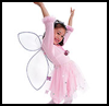 Fancy   Fairy Costume  : How to Make Halloween Costumes for Kids
