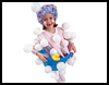 Bubble   Bather  : Halloween Costume Crafts Ideas for Kids