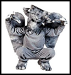 Gargoyle   Costume : How to Make Halloween Costumes for Kids