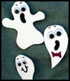 Ghost   Pins  : Making Ghosts with Arts and Crafts Activities