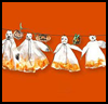 Ghost   Greeters  : Making Ghosts with Arts and Crafts Activities